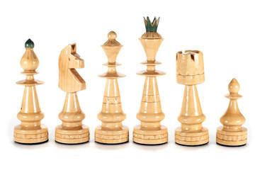 chess white pieces