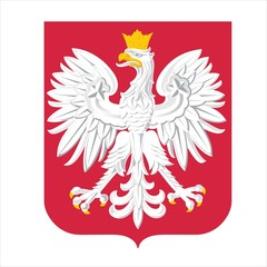 Official state emblem of Poland