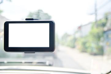 Car navigator