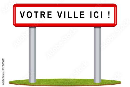 """Exceptionnel Signalisation icone - Ensemble panneaux routiers"""" photo libre de  AO19"""
