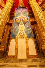 Wat  Chai Mongkol, Roi Et, Thailand