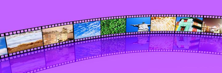 Film streifen