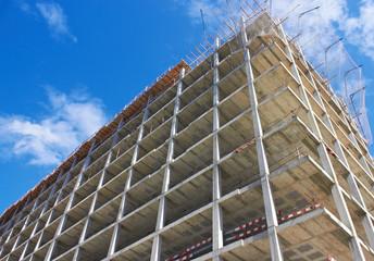Highrise Construction Site