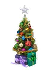 Christmas tree&gift boxes-17
