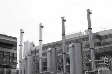Petrochemical plants in Hong Kong