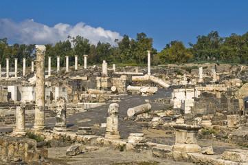 ancient Roman archaeological site