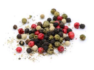 Fototapeta Rot, schwarz, grün, weiß obraz