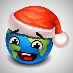 christmas earth