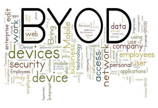 Byod concepts - Bring Your Own Device