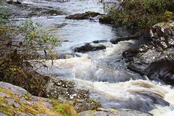 Fotoväggar - Bach in Schottland