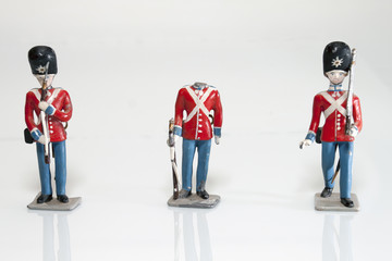 toy soldier royal guard
