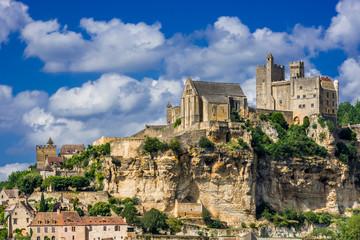 Fotomurales - chateau de beynac france