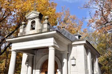 Hermitage of Our Lady of Grace, El Escorial, Madrid (Spain)