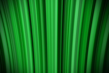 Green stripes abstract background