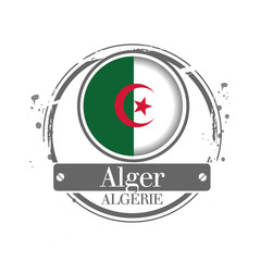 timbre algérie