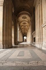 galerie Musée du Louvre à Paris