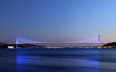 Bosporus Bridge, Istanbul Turkey