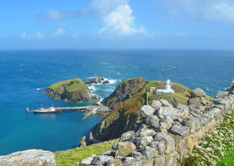 Lundy Island Harbour