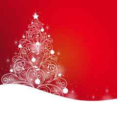 Christmas, new year ,background,vector