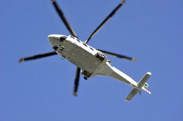Hélicopter privé