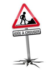 Idee a creuser