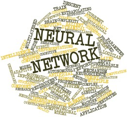 Word cloud for Neural network