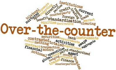 Word cloud for Over-the-counter