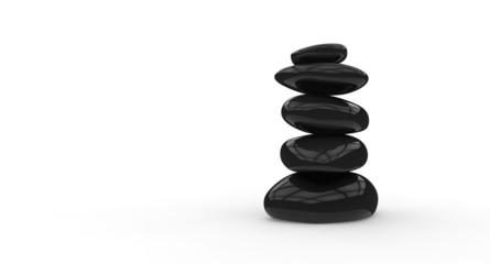 Five Beautiful Stones