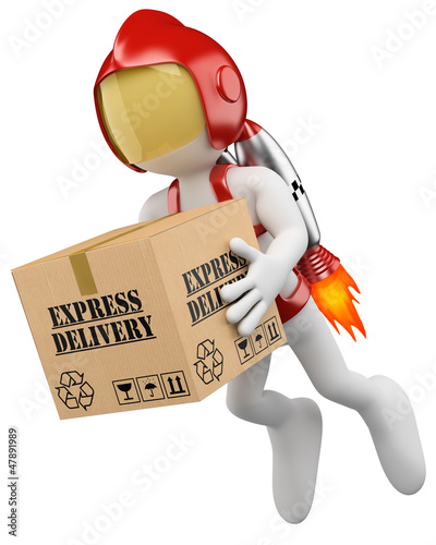 characteristic of internet delivery