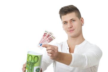 Save money - Geld sparen