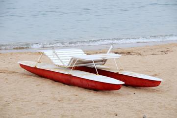 Pattino o pattìno da spiaggia