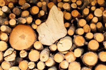 Wooden fuel