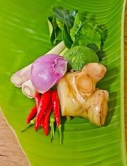 Thai herb.