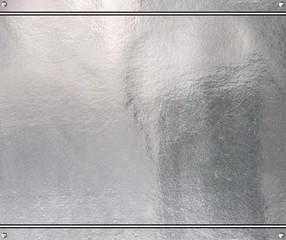 Metal plate steel background. Hi res