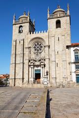 Kathedrale von Porto (Se do Porto), Portugal