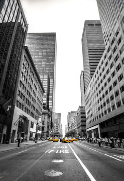 new york et son avenue