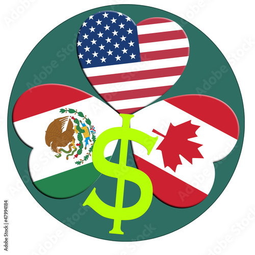 a study on the positive impact of nafta on the economy of canada america and mexico