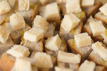 Pane alle noci e formaggio
