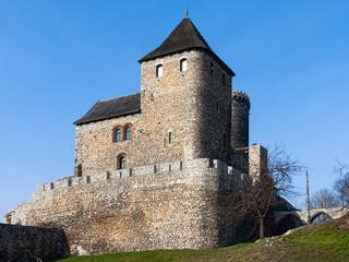 Medieval castle Bedzin in Poland