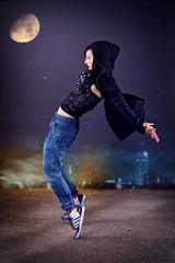 tanzen im Mondlicht