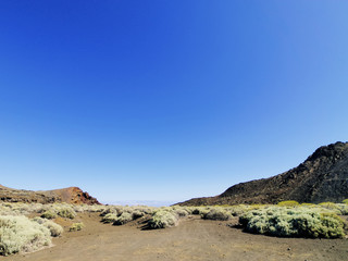Volcanic Landscape, Hierro, Canary Islands