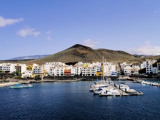Deurstickers Canarische Eilanden La Restinga, El Hierro, Canary Islands