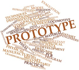 Word cloud for Prototype