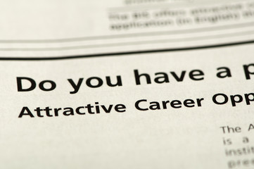 Word Attractive Career