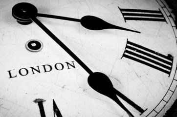 London Clock face
