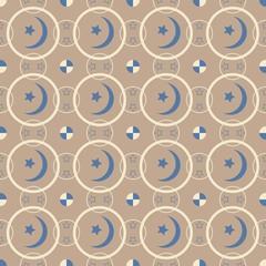 Religion symbol pattern 2