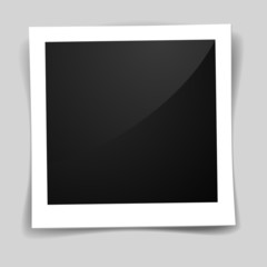 retro photo frame