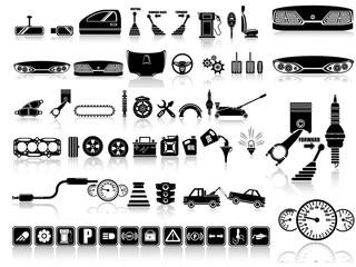 PARTS OF CAR