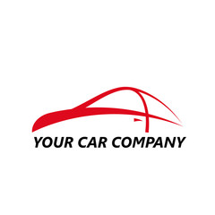 Logo car service # Vector