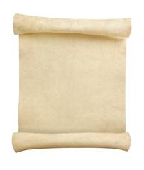Blanck scroll